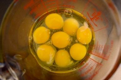 Smiley eggs!