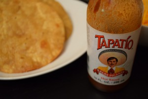 The sacred Tapatio. Charlie buys this by the gallon.