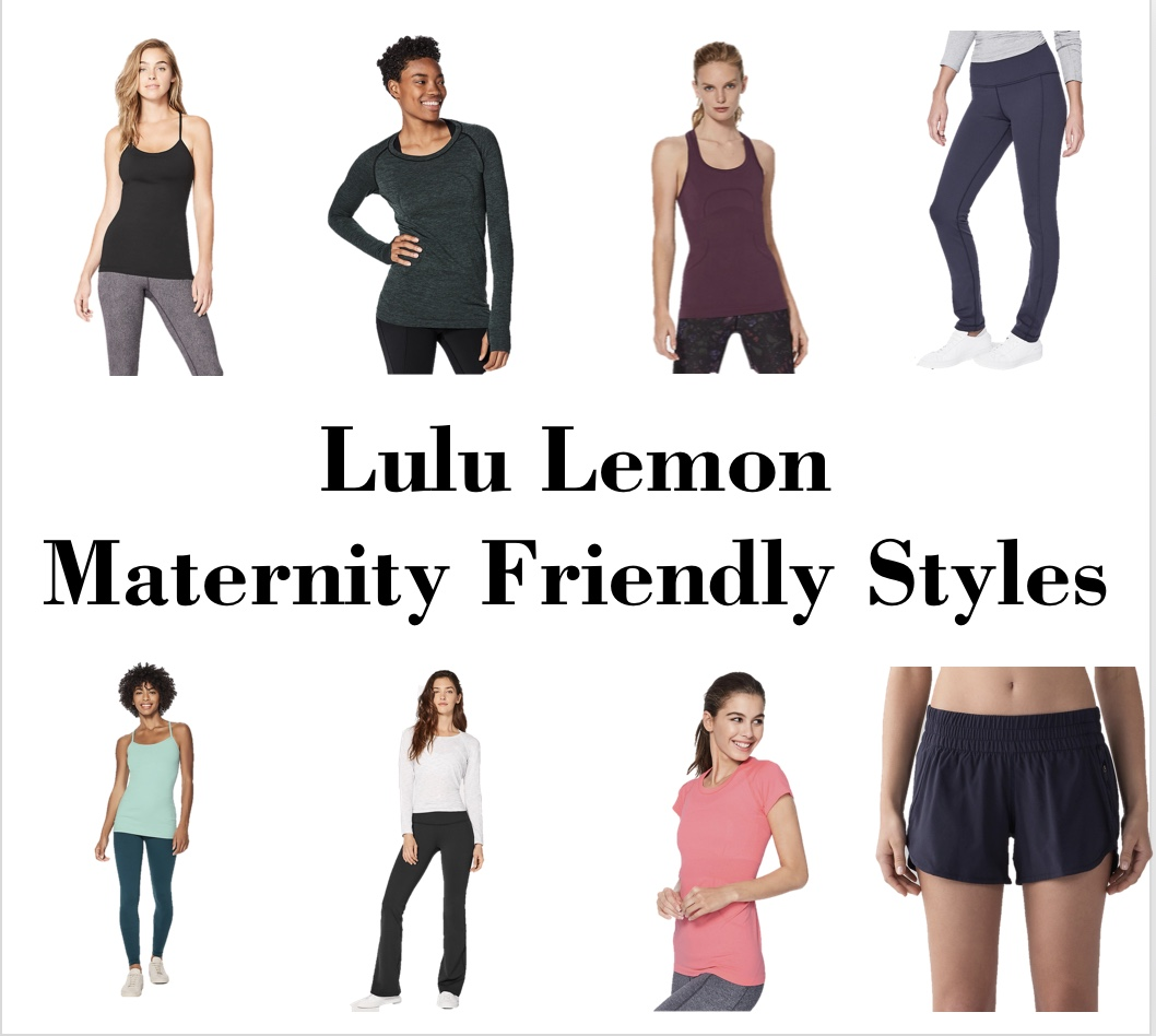 Cover Photo Lulu Lemon Maternity